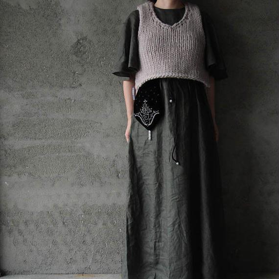 chiihao x nii-B peru vest beige