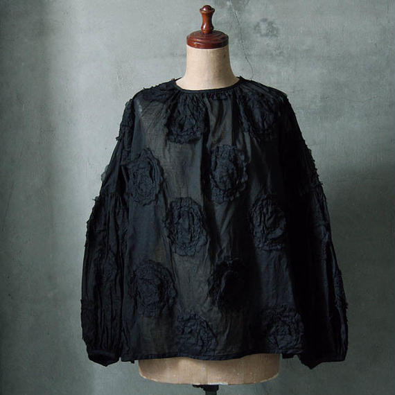 TOWAVASE Jojo blouse black