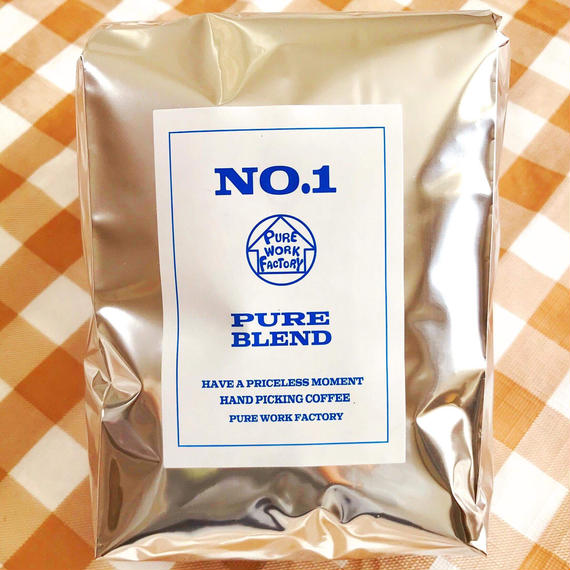 (業務用)オリジナル珈琲   500g (単品発注)  3種類から選択 ※粉・豆 【NO1   PURE  BULEND】【NO2  COLOMBIA】【NO3  HONDURAS】