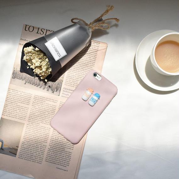 iphone-02461 送料無料! MILK ピンク iPhoneケース