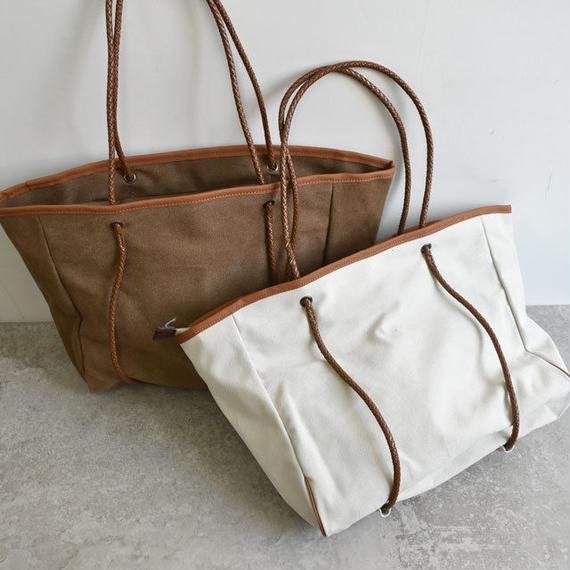 bag2-02382 キャンバス ブレードコード トートバッグ