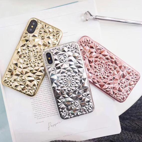 iphone-02453 送料無料! カレイドスコープ デザイン iPhoneケース