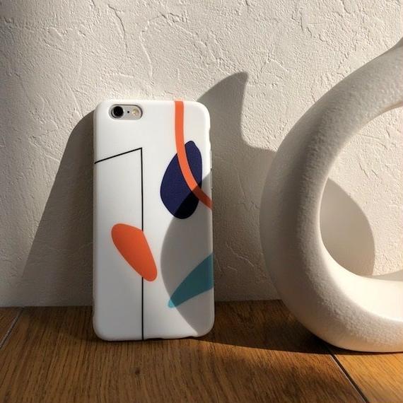 iphone-02416 送料無料! 現代アート デザイン  iPhoneケース