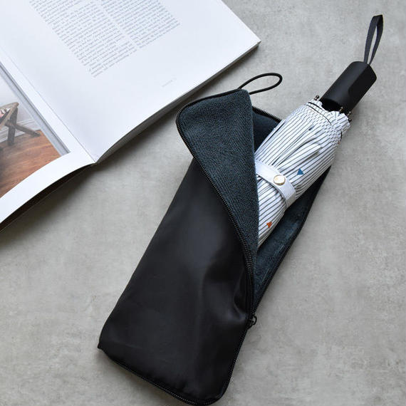 raingoods-02014 送料無料! マイクロファイバー 折り畳み傘ケース 吸水カバー