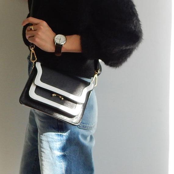 bag2-02224 タイプ2 多重ポケットバッグ ショルダーバッグ