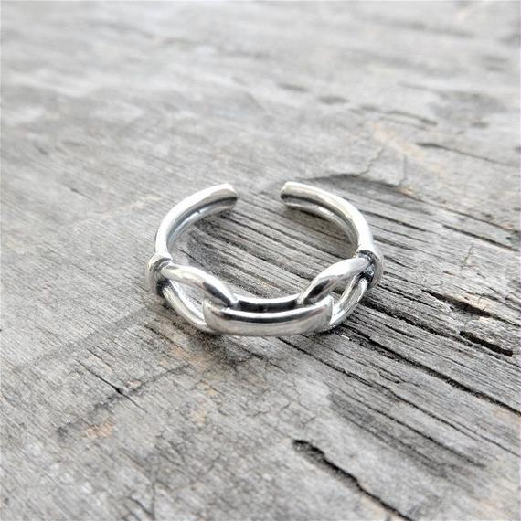ring-02153 送料無料!SV925 ビットデザイン シルバーリング 幅最大6mm 10号から上にサイズ調整可能