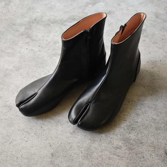 shoes-02048 足袋ブーツ フラットタイプ
