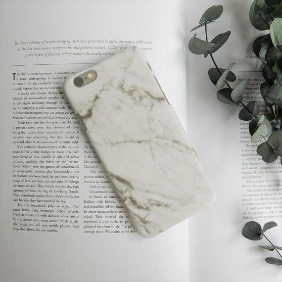iphone-02164 送料無料! タイプ30 マットな素材 大理石 マーブル柄 天然石柄 ストーン柄 iPhoneケース