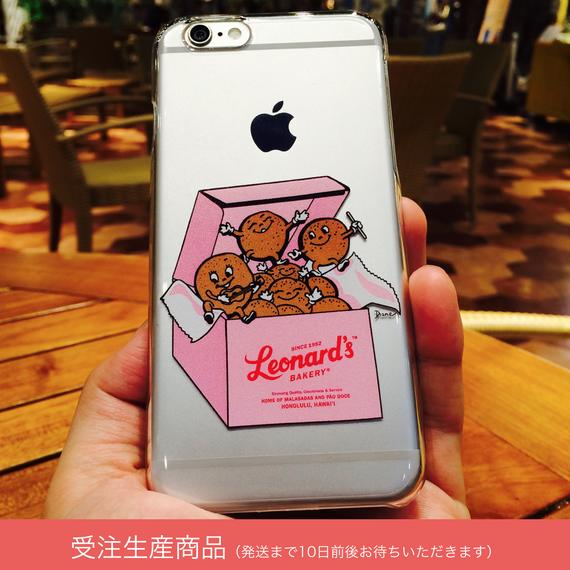 HAPPY BOX クリア iPhoneケース(iPhone)