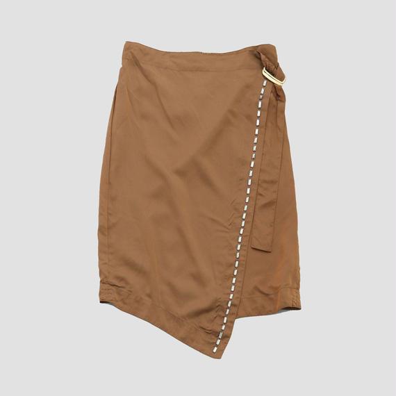 ラップスカート