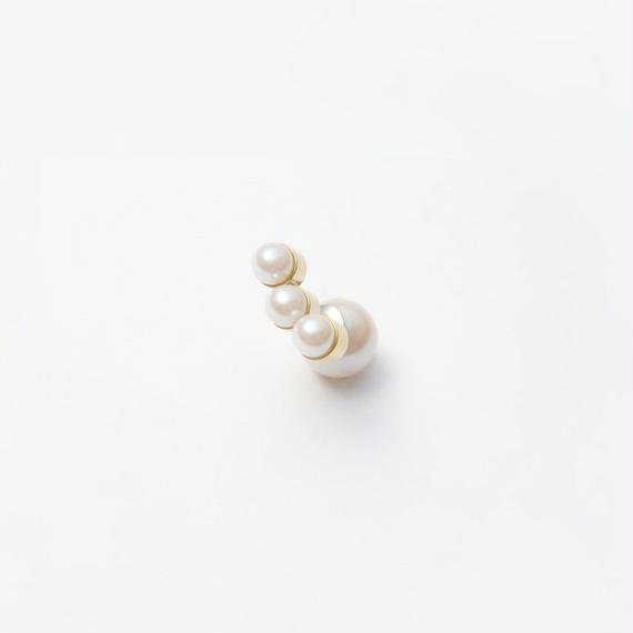 three pearls pierce (small)