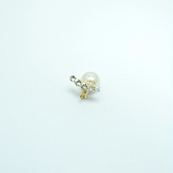 bijoux earing(5swarovski/crystal)