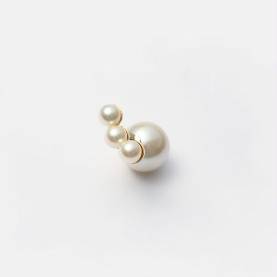 three pearls pierce (large)