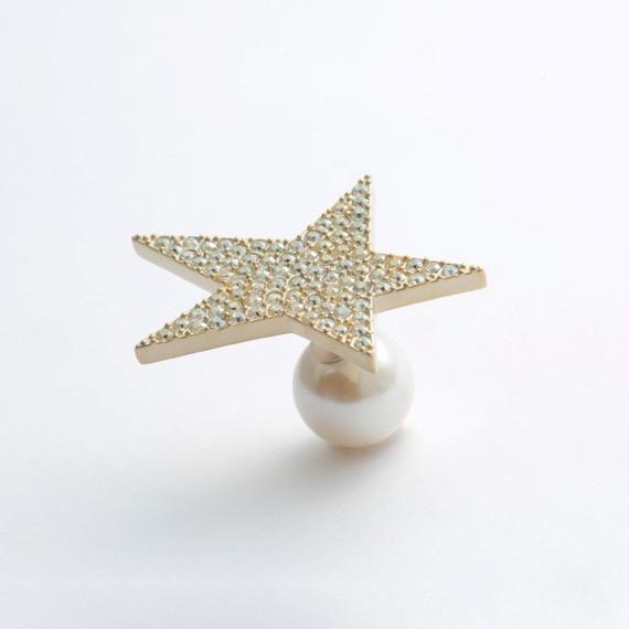 star pierce(large/pave)