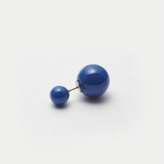 enamel pierce (blue)