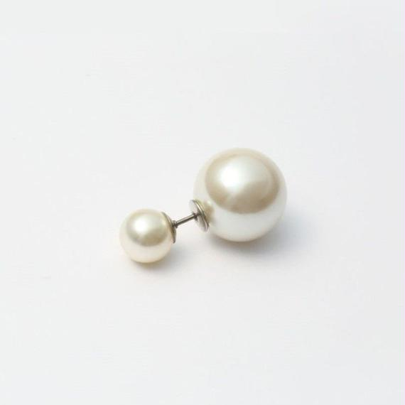 basic pearl rivets (8mm white pearl × 14mm white pearl)