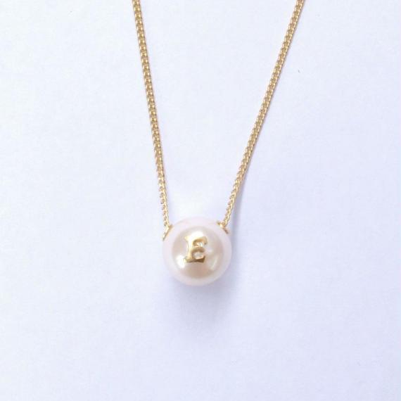 """Inicial necklace """"E"""""""