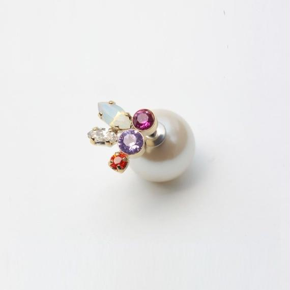 bijoux pierce (light pink)