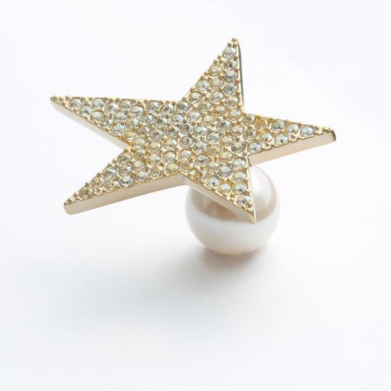 star pierce(large/pave)