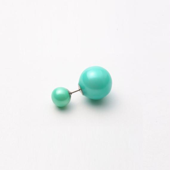 enamel pierce (turquoize)