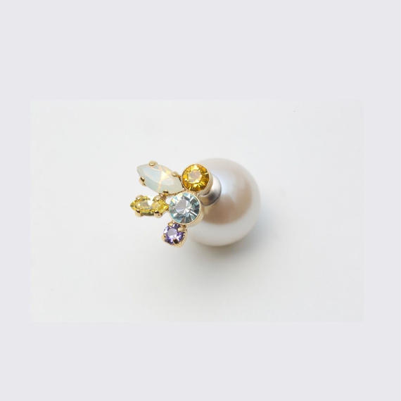 bijoux pierce (yellow)