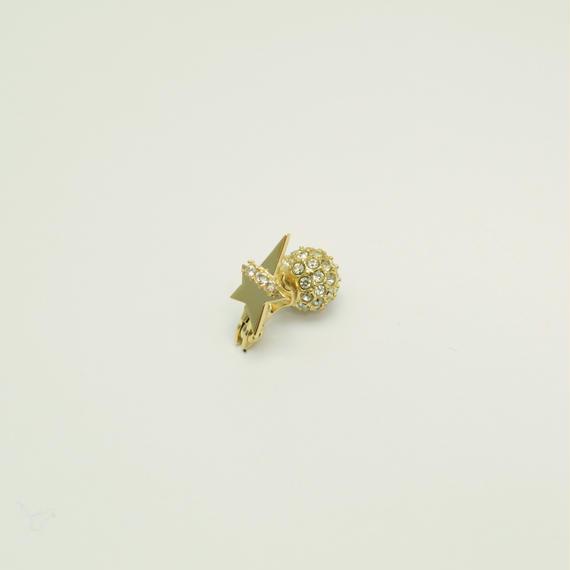 star earring(cubiczirconia/swarovski element)