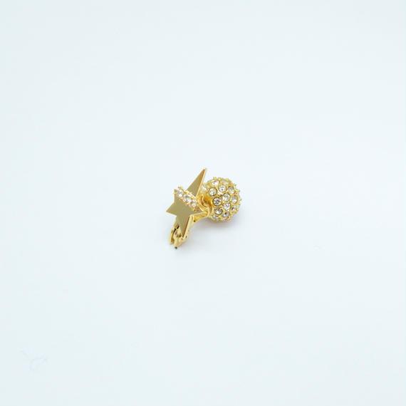 star earing(cubiczirconia/swarovski element)