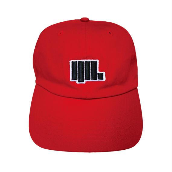 -ANGULAR- LOW CAP (RED)
