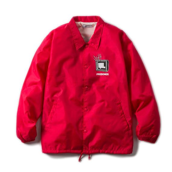 -PRISONER- COACH JKT (RED)