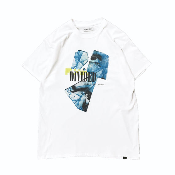 -DIVIDED- TEE (WHT)