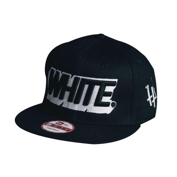 -3D- SNAP BACK CAP (BLK)