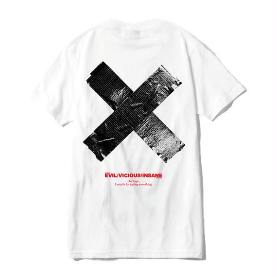 -DUCTTAPE- Tee (ONLINE Limited ) / WHT