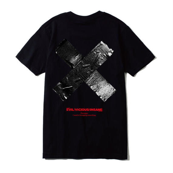 -DUCTTAPE- Tee (ONLINE Limited ) / BLK