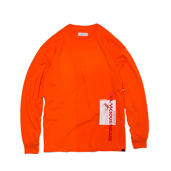 -MYTH- LONG SLEEVE TEE (ORG)
