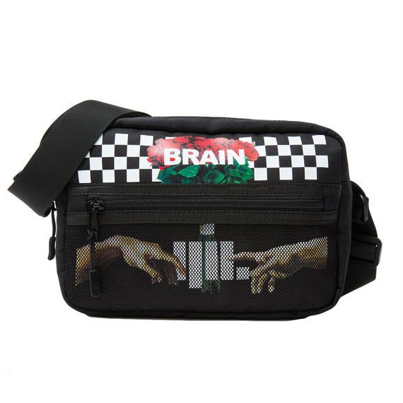 【予約商品】 -BRAIN- WAIST BAG