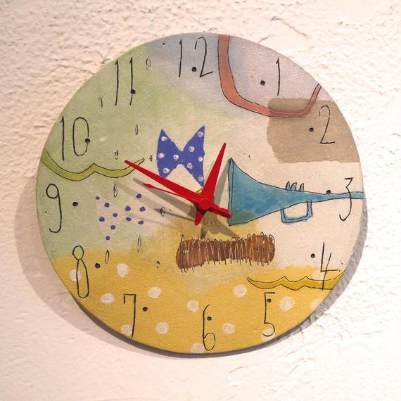 【鈴木佳世さん】時計 中