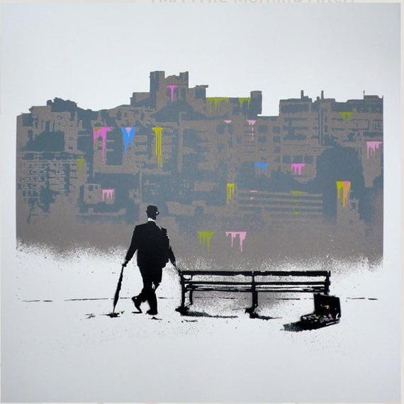 Nick Walker TMA (The Morning After) - Bristol