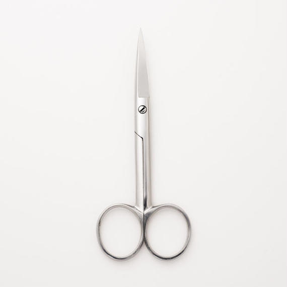 外科剪刀120mm(直) Surgical Scissors 120mm (Straight)