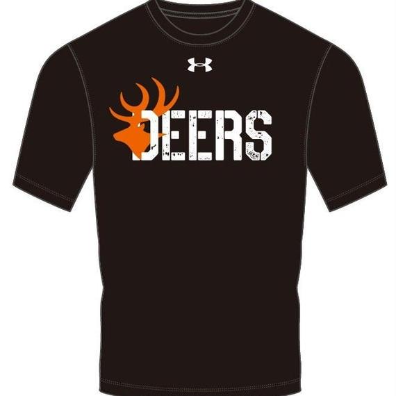 DEERS Tシャツ(黒)
