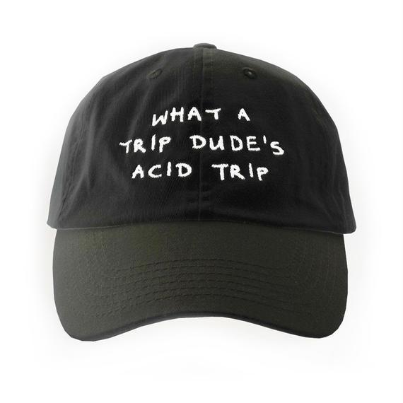 「SILERS」ACID FAIRY CAP Black