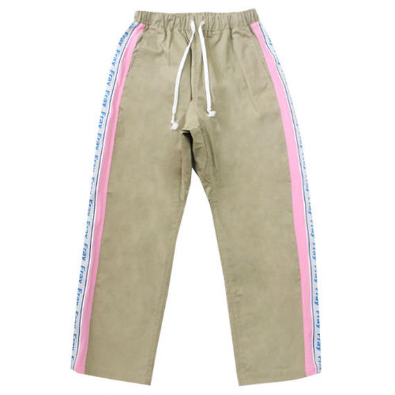 [Fresh anti youth] Combination Pants - Beige
