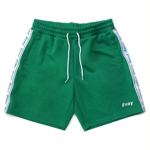 [Fresh anti youth] Jersey Short Pants - Green