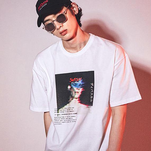 「DPSC」 Swish T-Shirt White