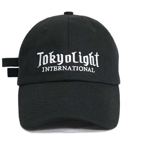 「DPSC」Tokyo Light 2 Strap Cap Black - Small3