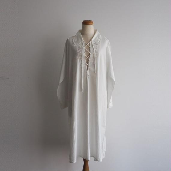 Antique Shirt Dress