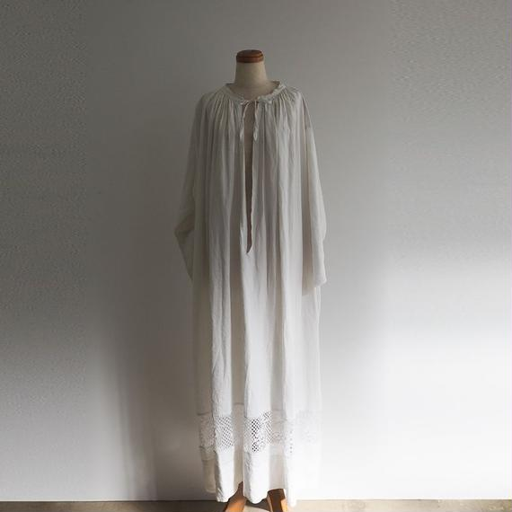 Antique  Handmade Smock Dress