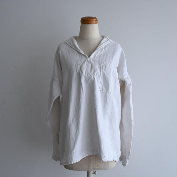 vintage White Sailor Shirt