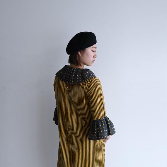 1960s Pierrot Collar Dress