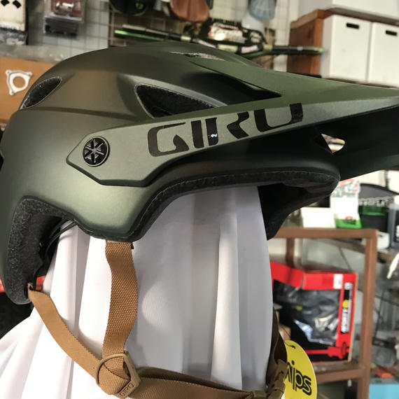 GIRO CHRONICLE MIPS / Matte Olive / M