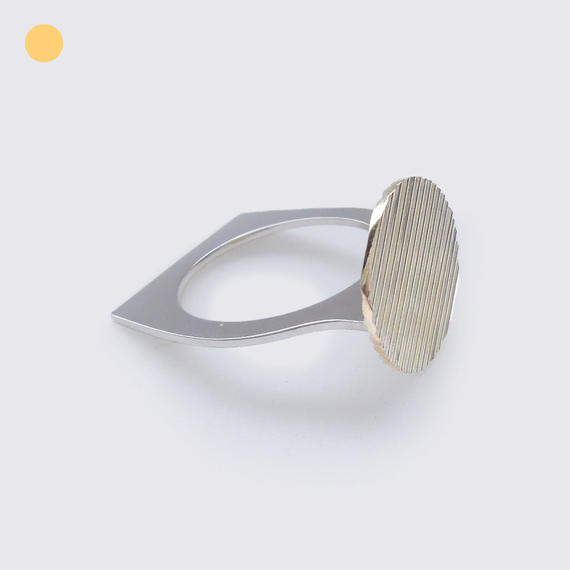 SOLID RING_CIRCLE※Online only price※売り切りの為2個限定です